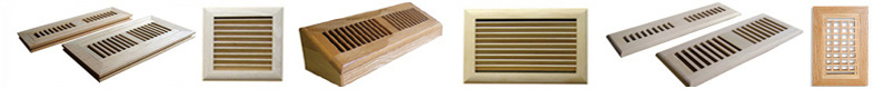 wood floor vents, wood floor registers, floor vent, floor register, baseboard vents, baseboard diffusers, toekick floor vents